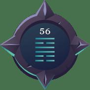 hexagram56